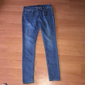 Brand New Legging Mid Rise Jeans by Express